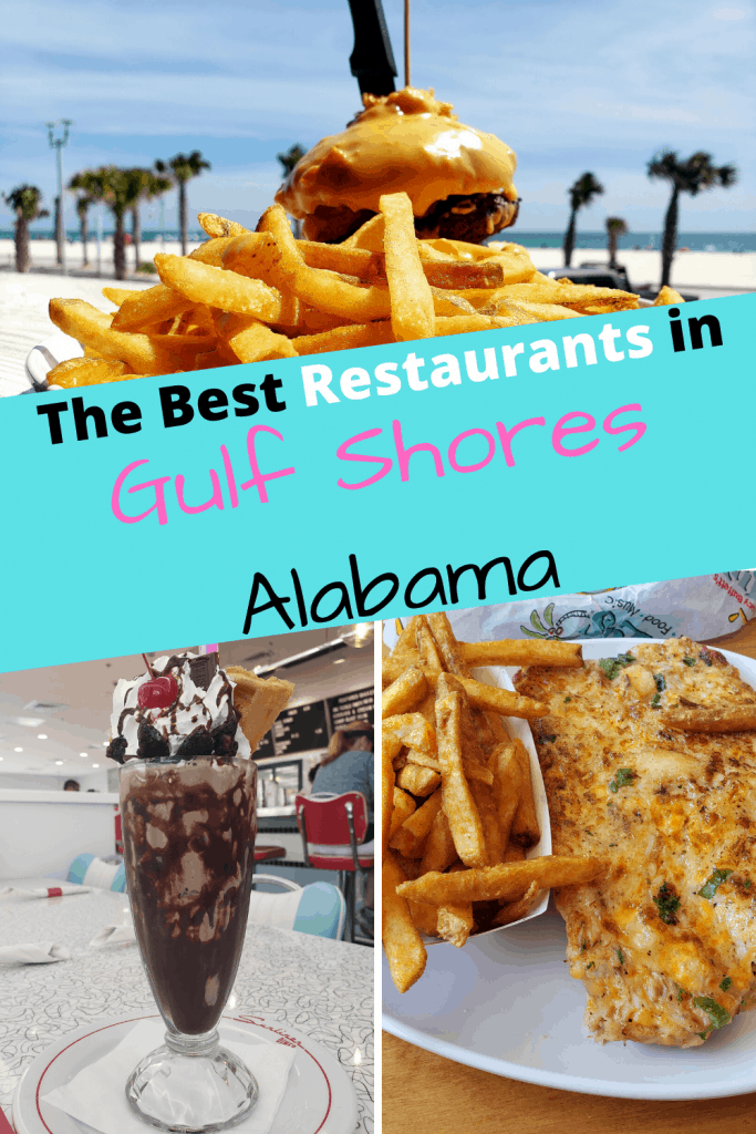 Wondering which restaurants in Gulf Shores Alabama are the ones that you can't miss while you are in town? We've listed our picks for the best places to eat while you are in Gulf Shores!