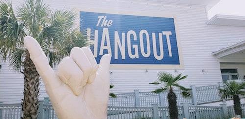 The Hangout Gulf Shores Alabama