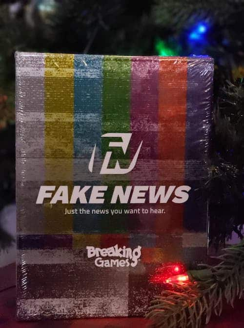 Fake News Board Game