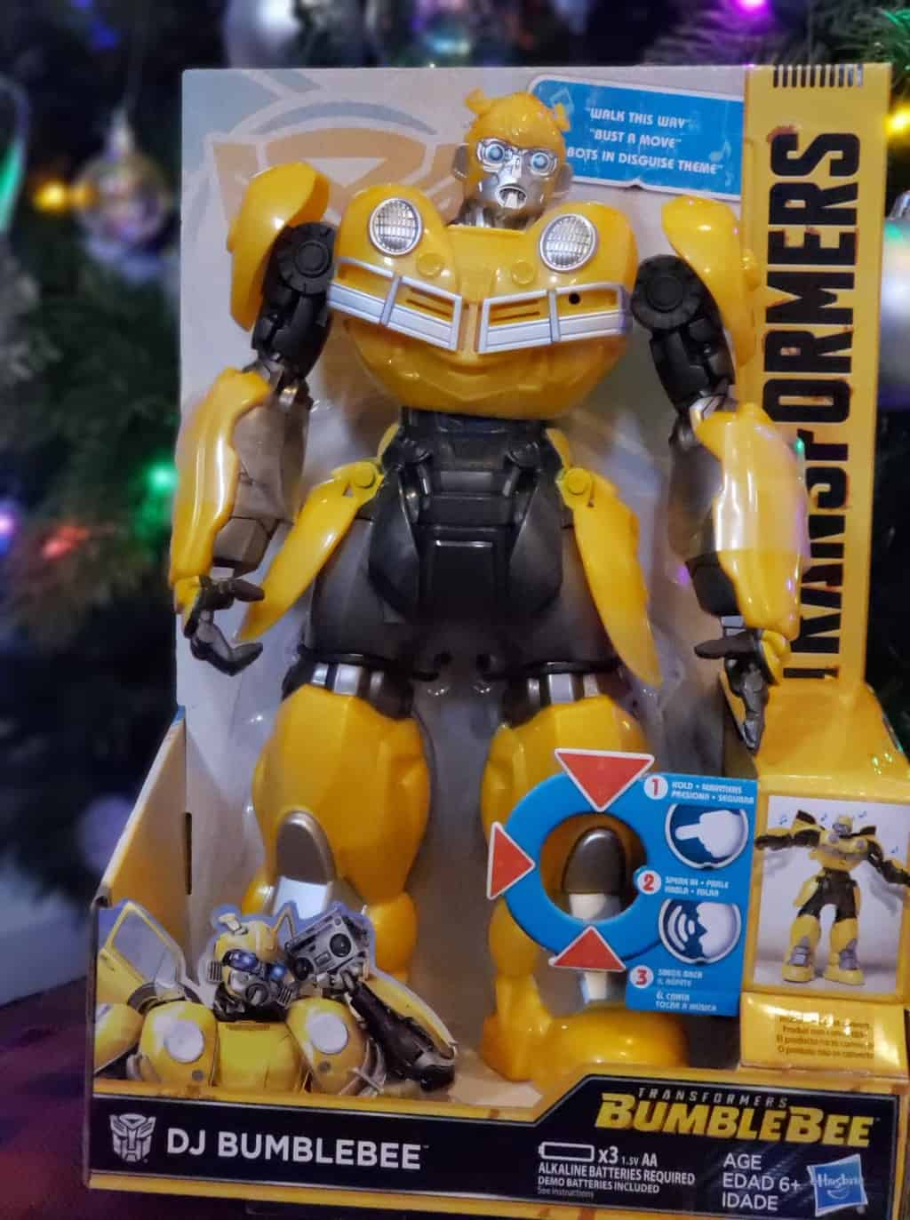 DJ Bumblebee