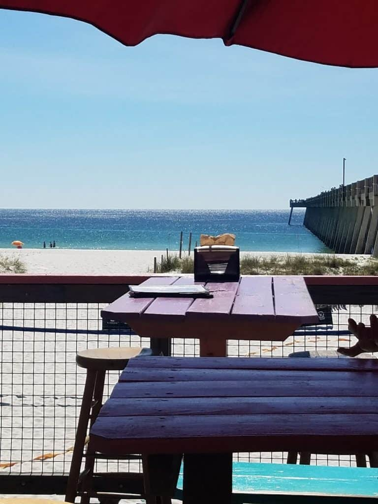where to eat in Navarre Beach Florida