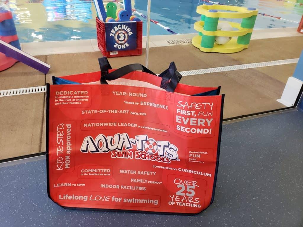 Swim Lessons for Kids at Aqua Tots