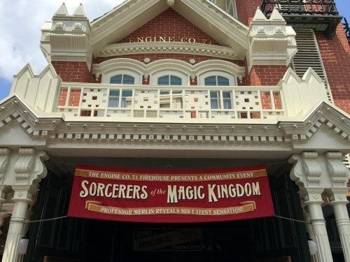Sorcerers of the Magic Kingdom - Unique experiences for boys at Walt Disney World
