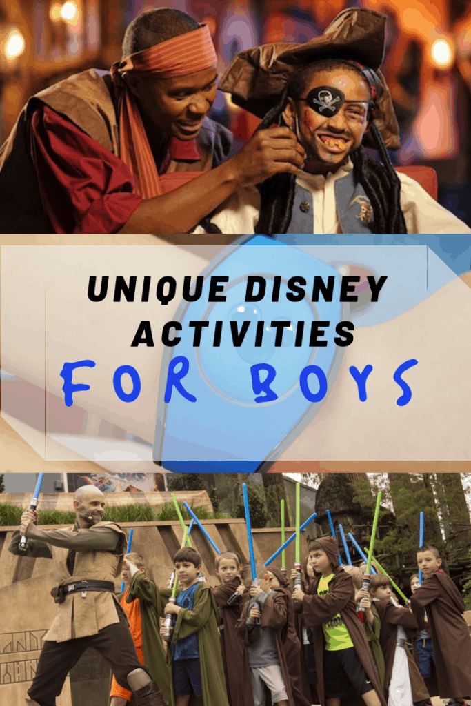 Afraid of princess overload for your boys at Walt Disney World? We have some ideas to ensure your little guy has a magical princess free Disney Trip!