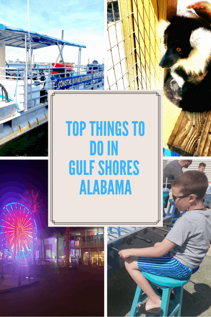 Headed to Gulf Shores Alabama and not sure what extras you should budget for? We have a list of all of the best things to do in Gulf Shores...beyond the beach.