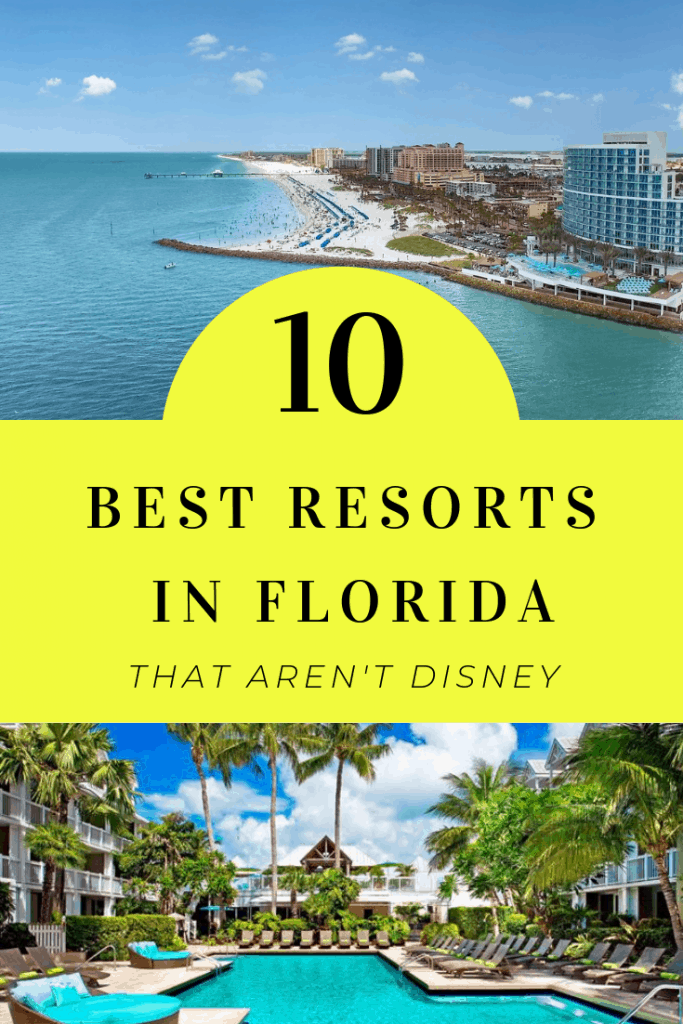 Ready to go to Florida for your next family vacation? We've listed 10 of the best resorts in Florida in our opinion. From couples getaways, to places to hang out with your family we've named them. Spanning from the Florida Keys, Clearwater, and even Orlando, we've covered it all.