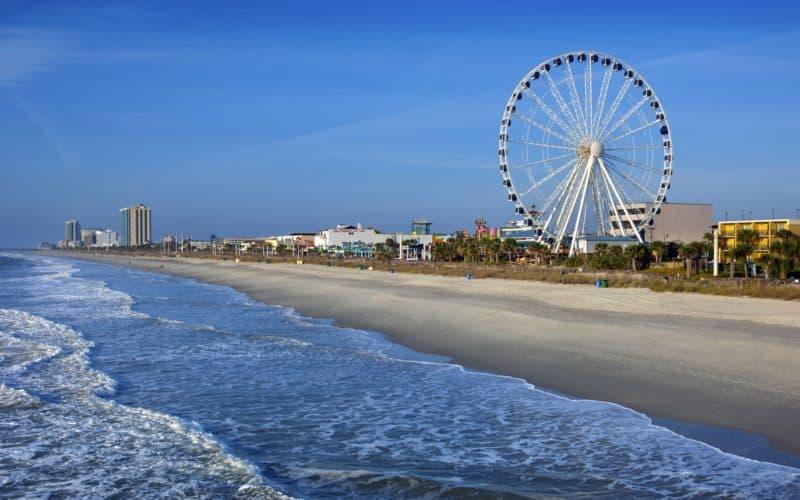 BBest Resorts in Myrtle Beach