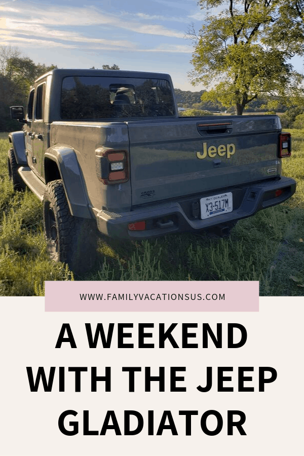 Ever wondered about the all new 2020 Jeep Gladiator? Come along with us for a weekend in the Gladiator. Everything you need to know about this fun jeep.