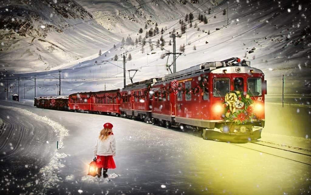 Polar Express Train Rides Louisville KY