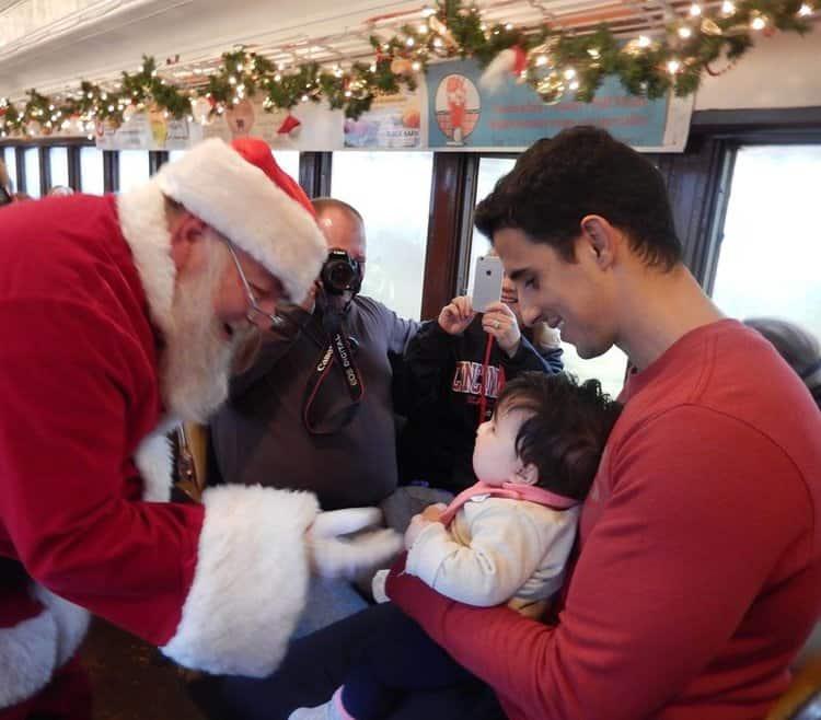 Polar Express Train Rides Louisville, KY