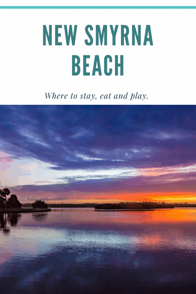 Headed to New Smyrna Beach Florida? We have the scoop on the best places to stay, eat and the coolest things to do while you are in town.  #florida #newsmyrnabeach #welovethebeach #familytravel