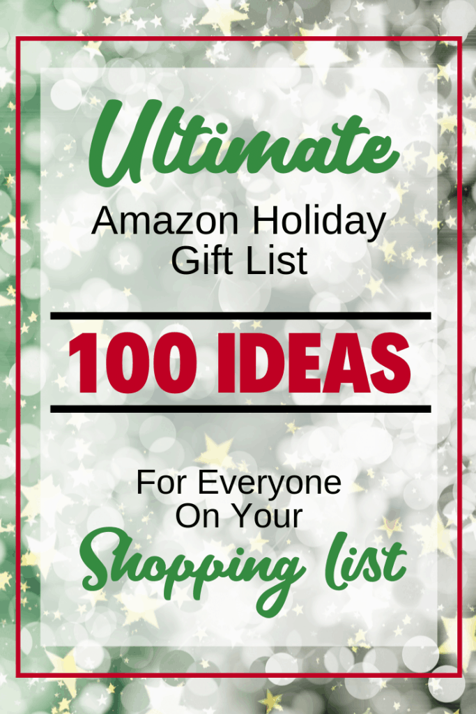 We've compiled a list of 100 gifts that are perfect for almost everyone on your list. We've broken it down into categories. Hottest toys of 2019, gifts for travelers, gifts for book lovers and hostess gifts