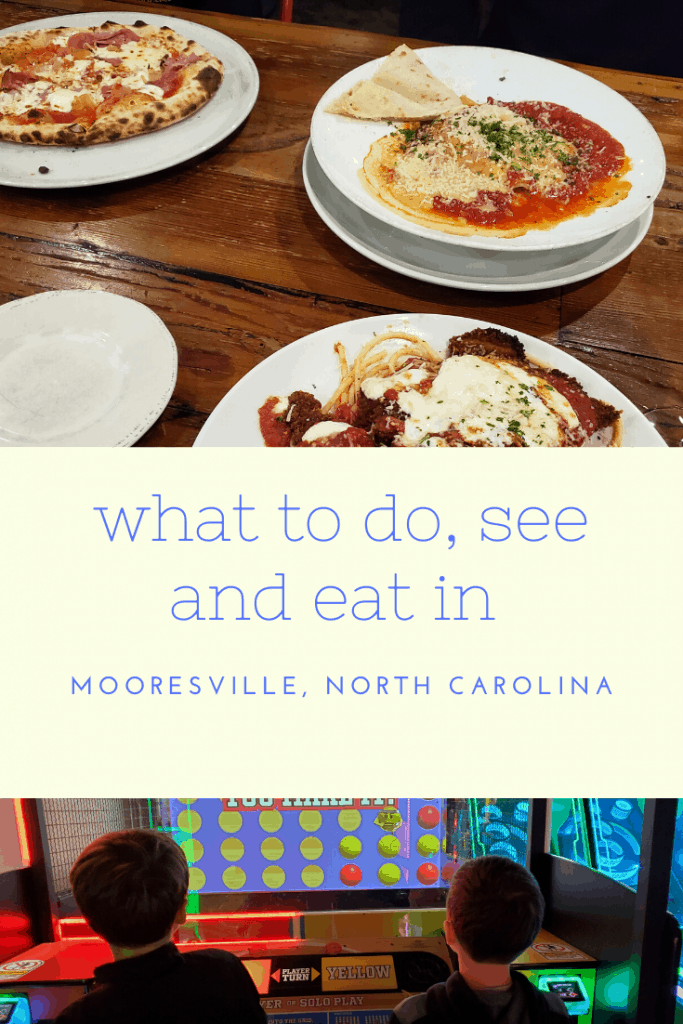 Headed to the Charlotte, NC area? Make sure you spend time in Mooresville, NC. We have the scoop on what to see, do and eat while you are in town.
