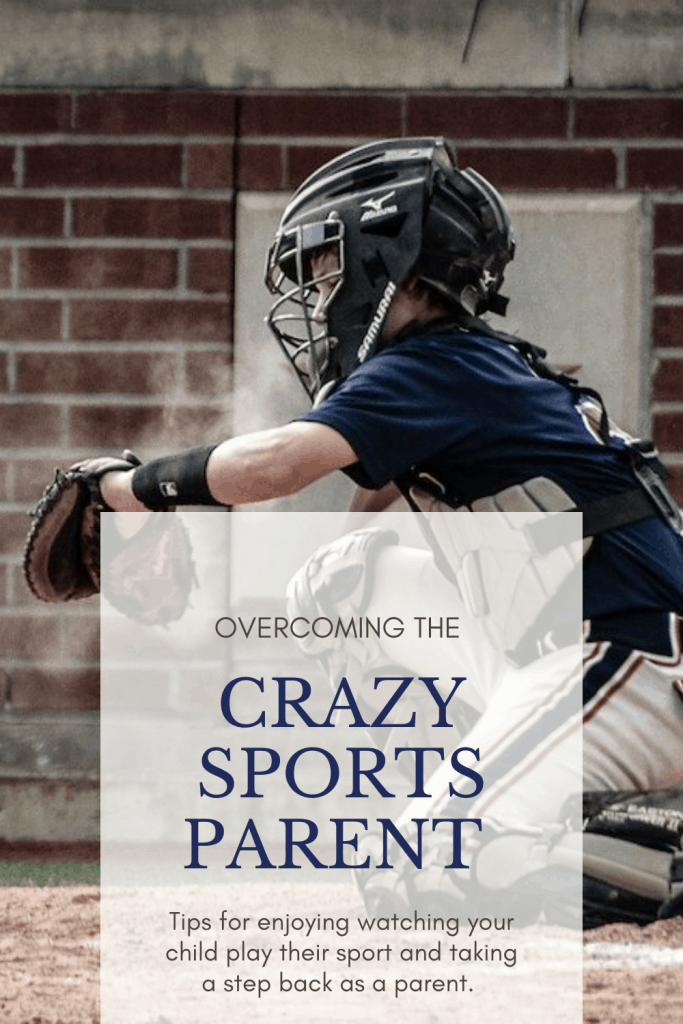 It is incredibly easy to become one of the 'crazy' sports parents. Read our tips for getting past being an overbearing critical sports parent and enjoying your child playing their game.