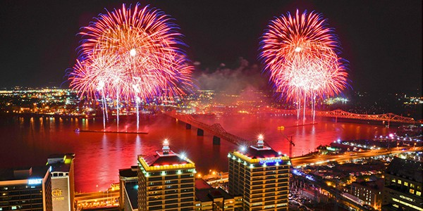 Guide to Thunder Over Louisville