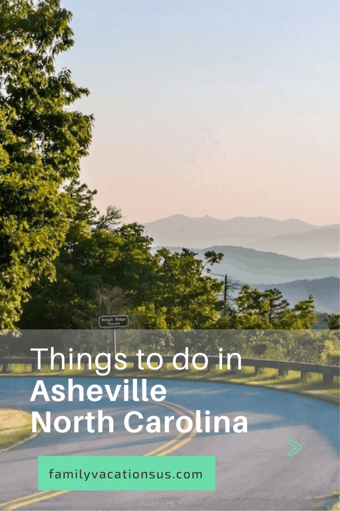 Headed to Asheville North Carolina? Take a look at these recommendations on what to do. From romantic to  family friendly to what to do on a rainy day in Asheville, we've covered it all.