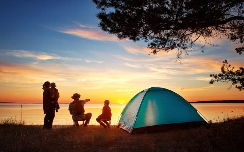 Tips for a successful Family Camping trip
