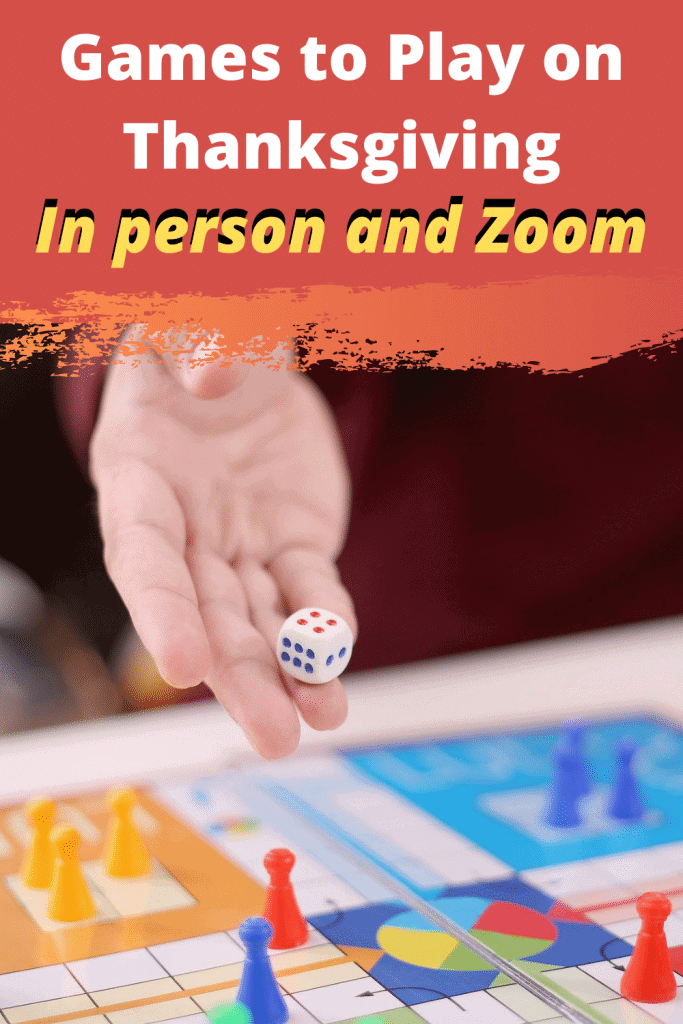 With Thanksgiving day just around the corner and families making plans for celebrations either in person or via zoom. Our list of games works no matter what your plan is!