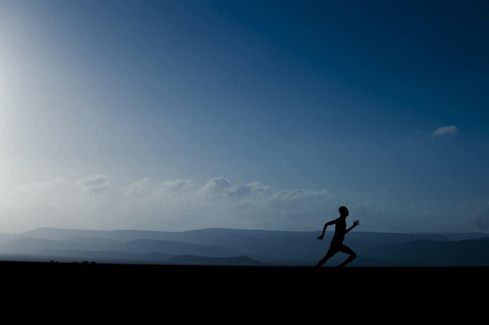 staying safe while running