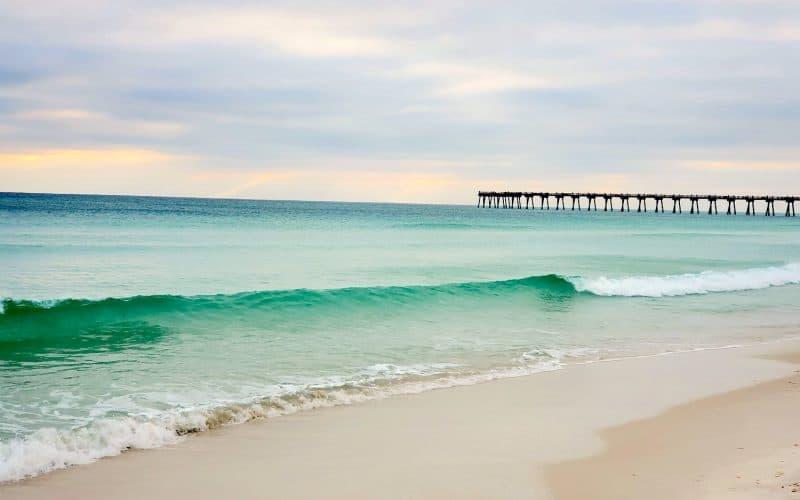 Beach in Pensacola Beach Florida