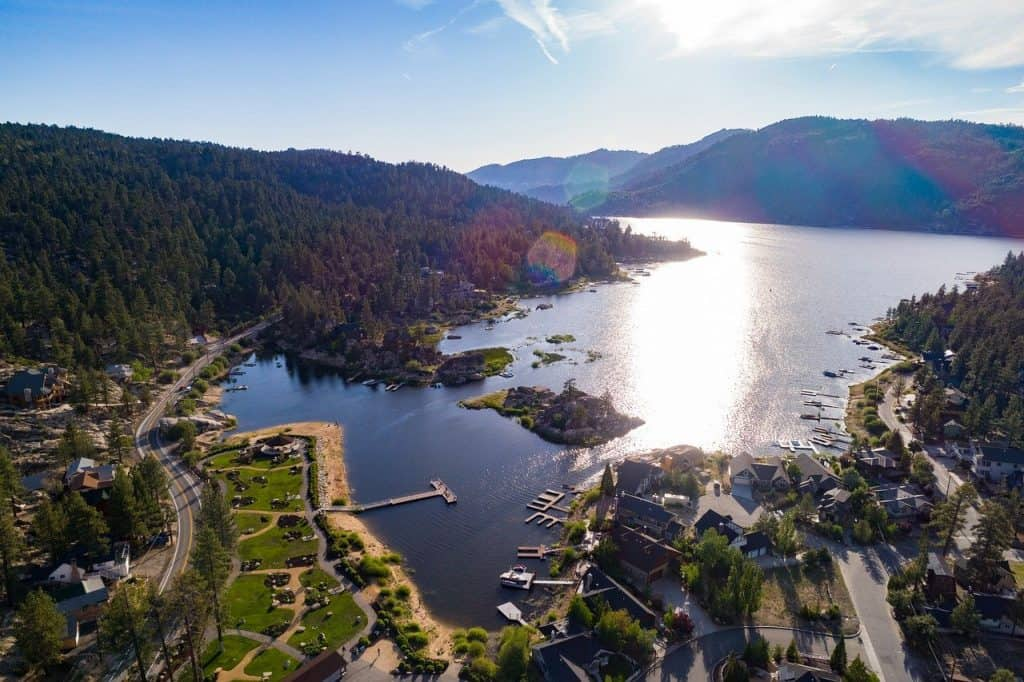 best family vacations on a budget - big bear lake