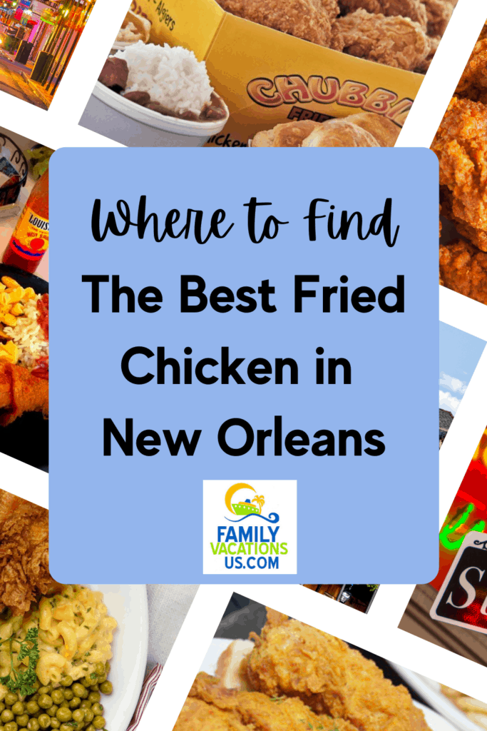 New Orleans has long been a food mecca, but have you considered the fried chicken scene in NOLA? We've covered where you can find the best fried chicken in town.