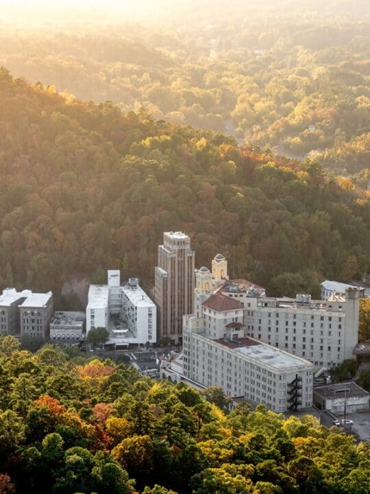 Resorts in Hot Springs Arkansas
